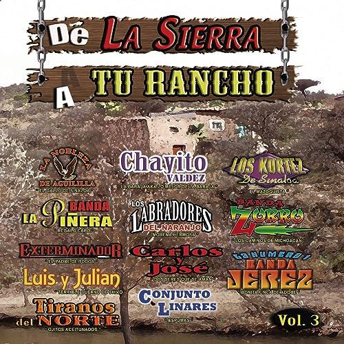 De La Sierra A Tu Rancho, Vol. 3