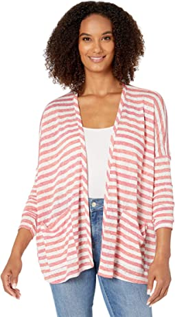 Coral Multi Stripe