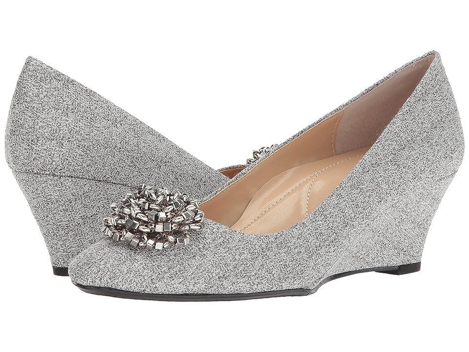 J. Renee Eloisa (Pewter) High Heels