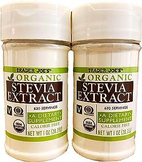 TRADER JOE'S Stevia Extract, 2 Pack - SET OF 4