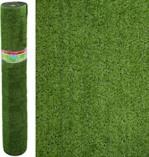 Césped Artificial económico para terraza Verde de plástico - LOLAhome