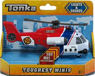 Tonka Helicopter Toughest Minis Lights & Sounds