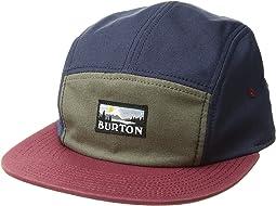Burton - Cordova 5 Panel Hat