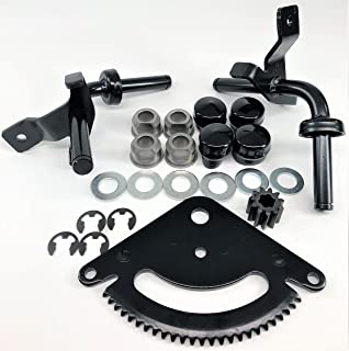 Flip Manufacturing Steering Rebuild Kit Includes Spindles Sector and Gear fits John Deere L Series