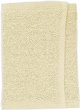 Alpes Blanc 600 g//m2 Set di 10 Guanti da Bagno in Spugna Cotone 20 x 15 cm Colore: Marrone//Marrone