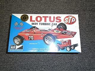 AMT Lotus 1:25 Scale Indy Turbine Car Buyer's Choice Race Kit