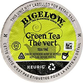 Bigelow Green Tea Keurig Single-Serve K-Cup Pods, 24 Count