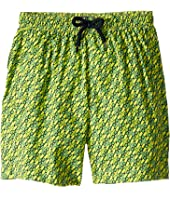 Vilebrequin Kids - St-Barth Superflex Swim Trunks (Toddler/Little Kids/Big Kids)