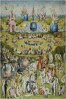 Romance-and-Beauty El Jardín de Las Delicias Artista: Hieronymus Bosch c. Masterpiece Classic Premium 1000 Piece Jigsaw Puzzle for Adults, 19.7 X 29.5 Inch: Amazon.es: Juguetes y juegos