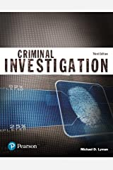 Criminal Investigation (Justice Series) (2-downloads) (The Justice Series) Kindle Edition