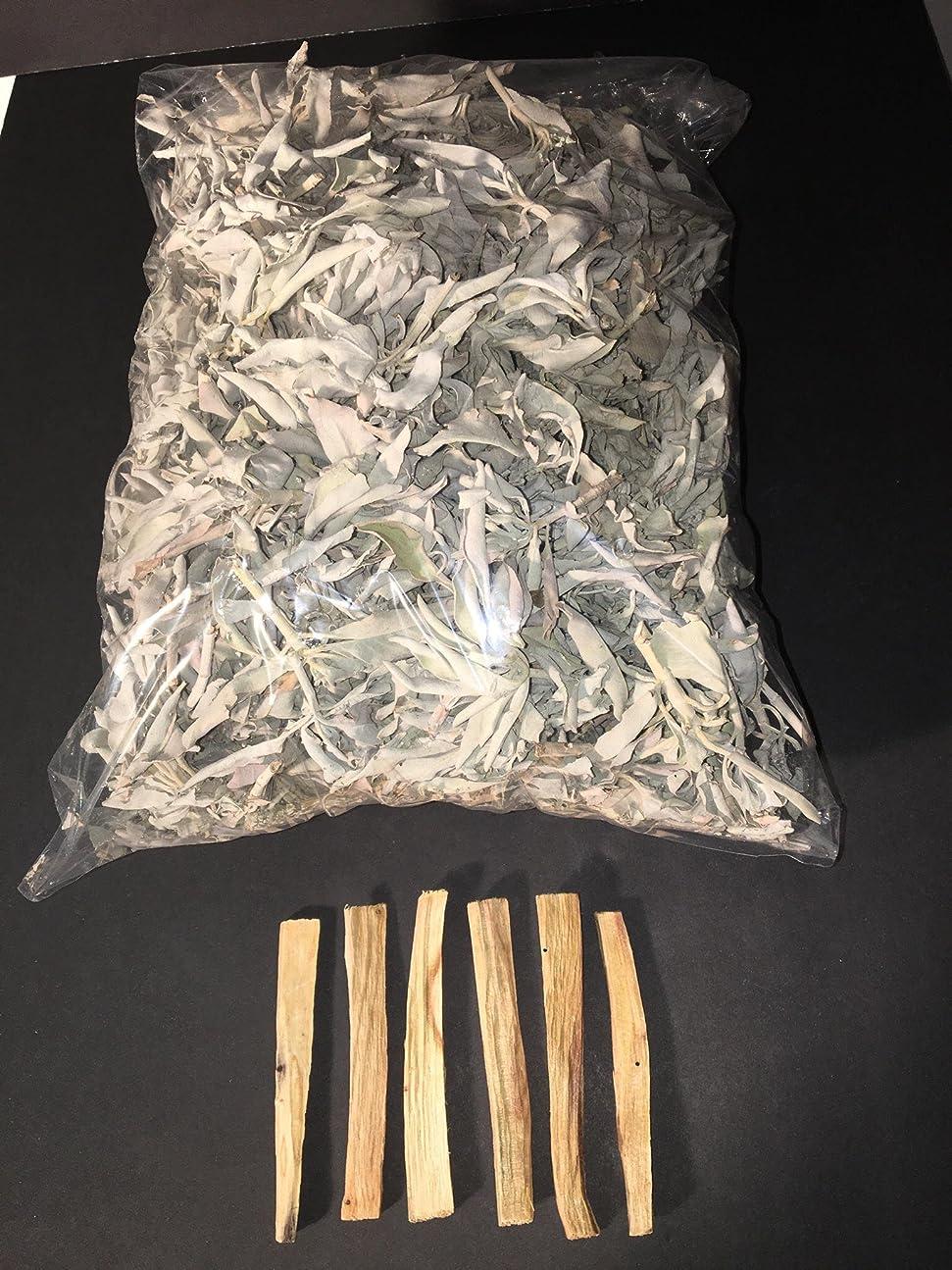 有毒山見分けるホワイトセージ1?Libra + PALO SANTO 6?Sticks