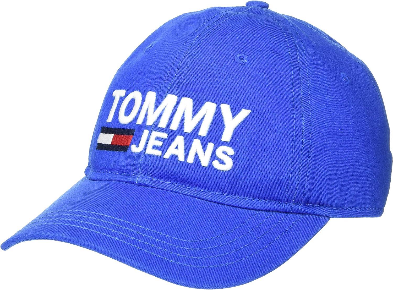 Tommy Hilfiger Tommy Jeans Men's Logo Baseball Cap