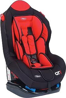 Prinsel GTI, Autoasiento Convertible, Color Negro/Rojo