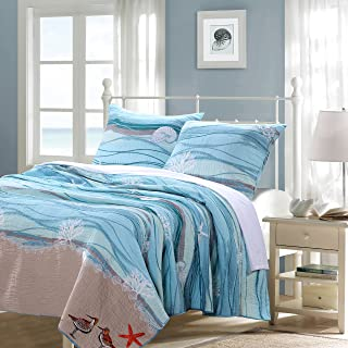 Best turquoise beach bedding Reviews