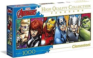 Clementoni Marvel Avengers 1000 Piece Panorama Jigsaw Puzzle