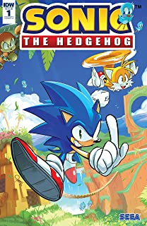 Sonic The Hedgehog (2018-) #1