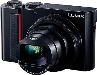 パナソニック コンパクトデジタルカメラ ルミックス TX2 光学15倍 ブラック DC-TX2-K