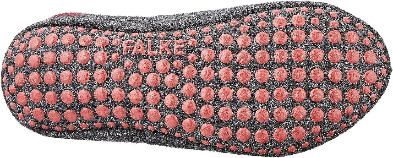 Falke Chequed Cosyshoe Calcet/ín pantufla Unisex ni/ños