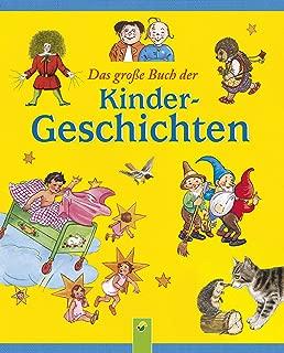 Das große Buch der Kindergeschichten (German Edition)