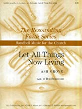 Let All Things Now Living The Resounding Faith Series Handbell Music for the Church G-6632 Level 3+ 3-5 Octaves