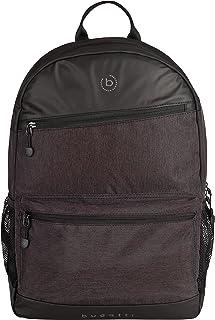 Universum Mochila Portatil 15 6 Pulgadas, Laptop Backpack, Mochilas Trabajo Viaje Deporte - Grande, Negro