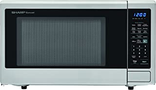 microwave side to side turntable