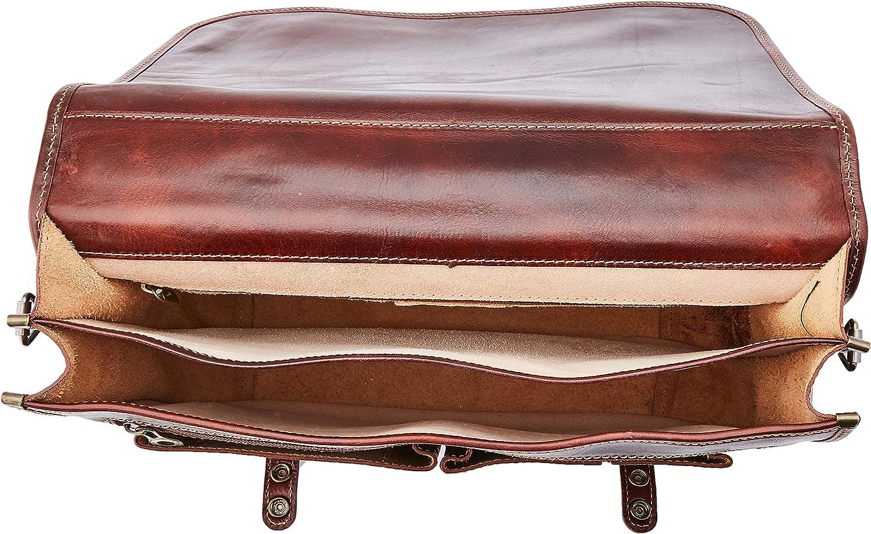 Chicca Tutto Moda Cbc18254gf22, sac à main Marron (Marrone Marrone)