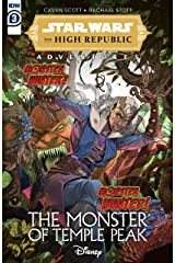 Star Wars: The High Republic Adventures—The Monster of Temple Peak #3 (of 4) Kindle Edition