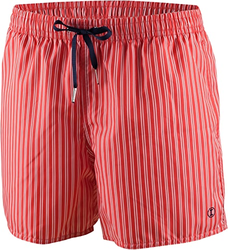 IMPETUS - maillot de bain courte riftia rouge