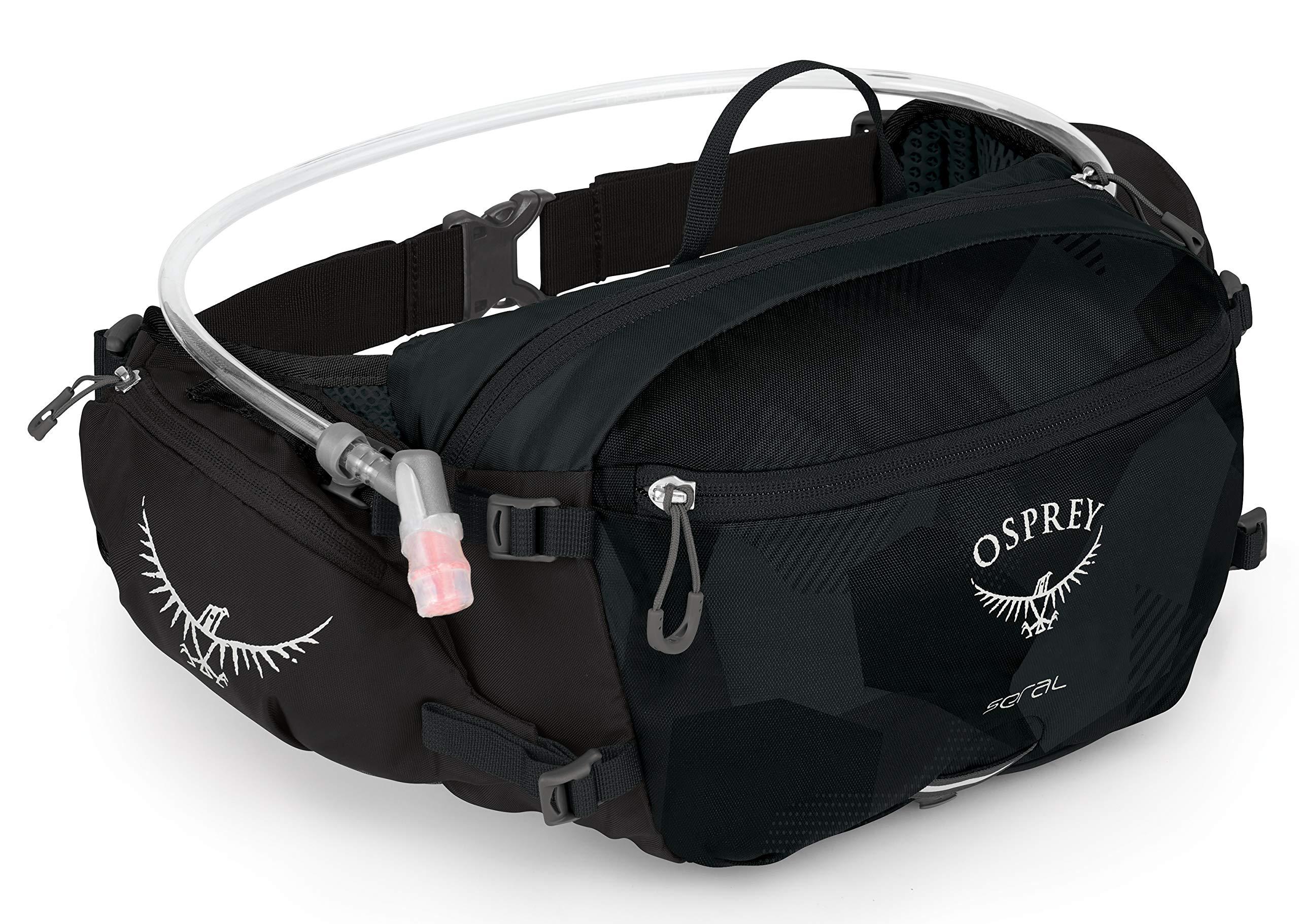 Osprey Packs Lumbar Hydration Obsidian