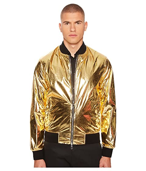 Shiny Versace Collection Gold Versace Collection Bomber qBfwTW6U