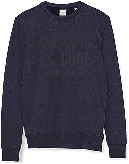 Jack & Jones Men's Jcohuke Sweat Crew Neck Sweatshirt