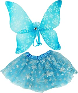 ice fairy dress