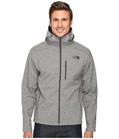 The North Face Apex Bionic 2 Hoodie (TNF Medium Grey Heather/TNF Medium Grey Heather) Men