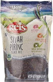 Royal Reis Siyah Pirinç 0,5 Kg