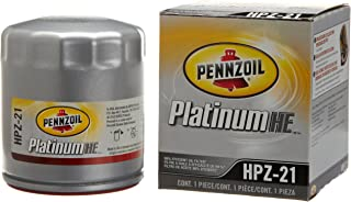 Pennzoil HPZ-21 Platinum Spin-on Oil Filter