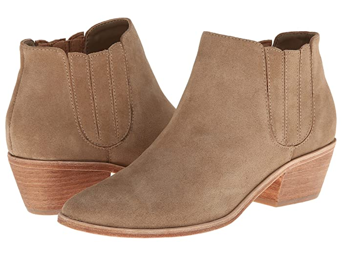 Joie  Barlow (Cement Suede) Womens Pull-on Boots