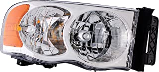Dorman 1591064 Passenger Side Headlight Assembly For Select Dodge Models