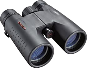 TASCO ES8X42 Essentials Roof Prism Roof MC Box Binoculars, 8 x 42mm, Black