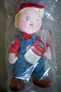 Campbell's Toy Collectible Kid Soup Boy -- 100 Anniversary Limited Edition