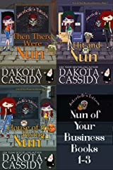 Nun of Your Business Collection Books 1-3 (Nun of Your Business Mysteries) Kindle Edition