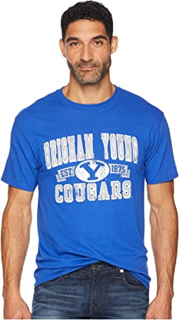 BYU Cougars Jersey Tee