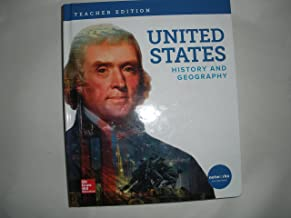 United States History and Geography Teacher Edition