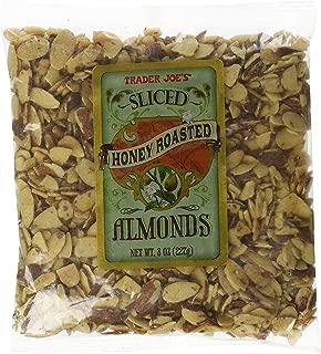 Trader Joe's Honey Roasted Sliced Almonds - 2 Pack