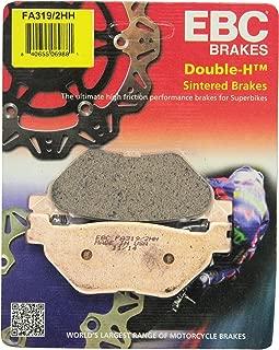 EBC Brakes FA319/2HH Disc Brake Pad Set