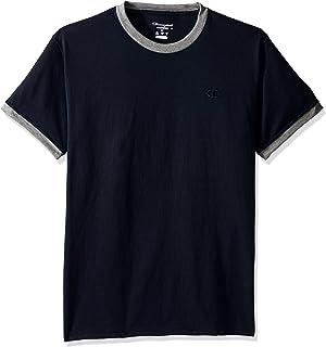 تي شيرت رينغر كلاسيك من قماش الجورسيه للرجال من شامبيون