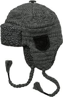 Men's Trapper Hat- Grey Fairley