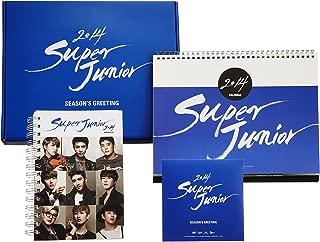 Super Junior : 2014 Season Greeting [Calendar_Table + Scheduler + Making DVD]