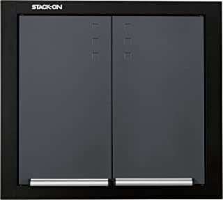 Stack-On AGS-WC-1S Modular all-steel Assembled Garage Storage 1 Shelf Wall Cabinet