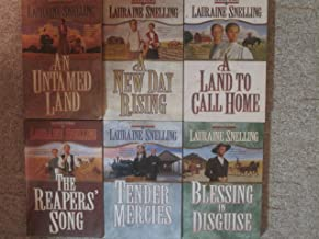 Red River of the North Series (Books 1, 2, 3, 4, 5, 6) An Untamed Land; A New Day Rising; A Land to Call Home; The Reapers' Song; Tender Mercies; Blessing in Disguise (Red River of the North, Volumes 1, 2, 3, 4, 5, 6)